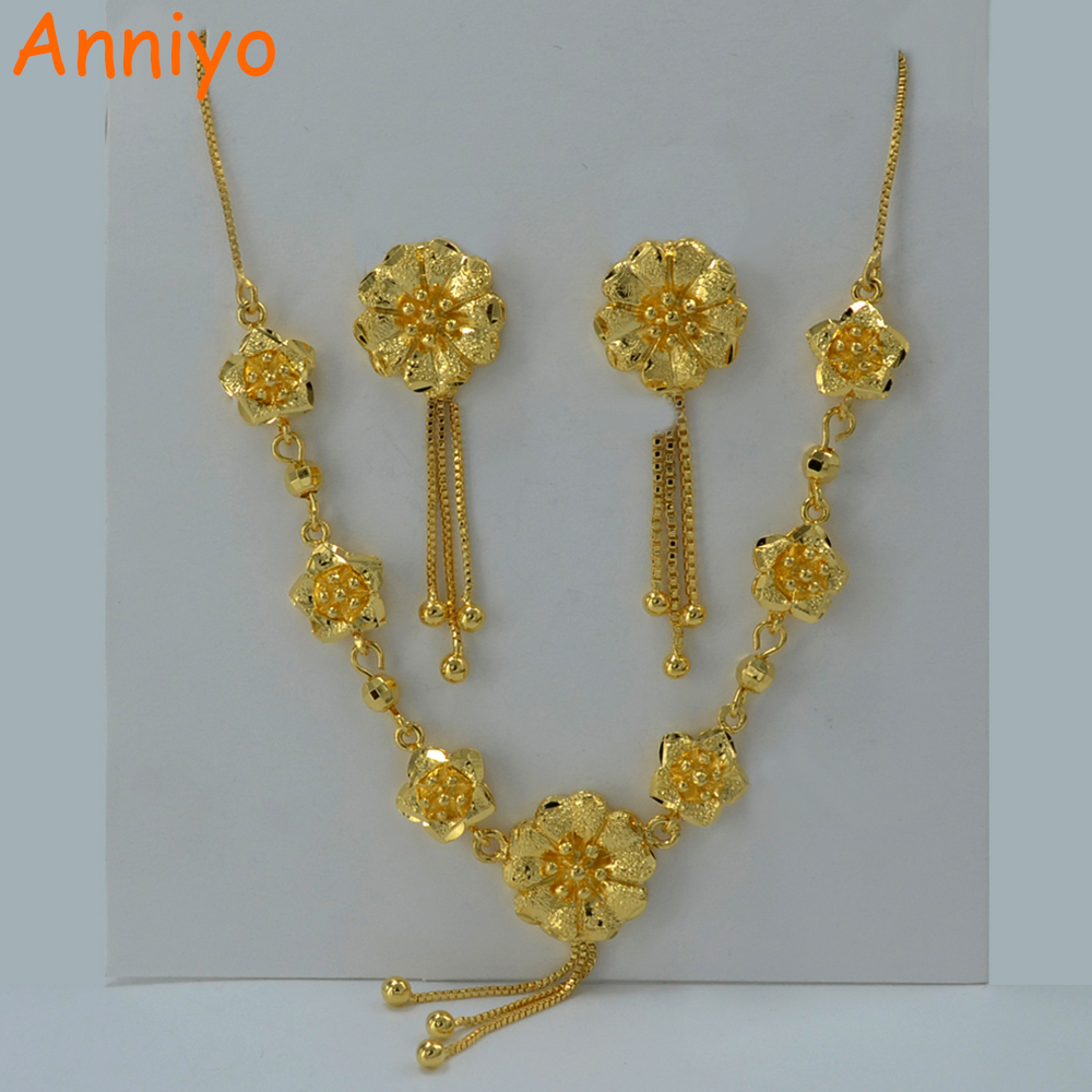 Beautiful Gold Necklace Sets Promotion-Shop For