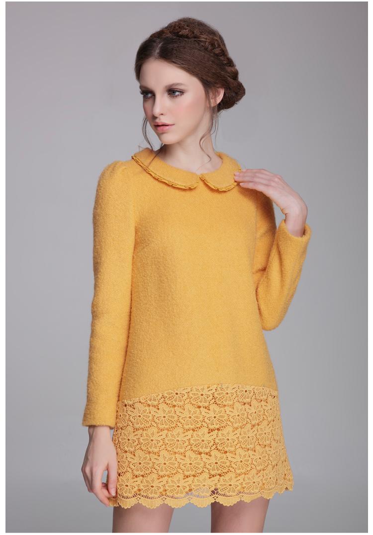 Yellow Dresses For Women