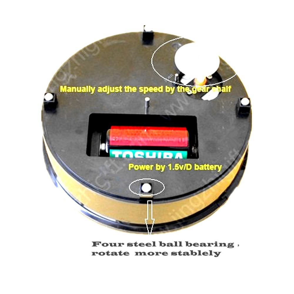 Buy 8inches Motorized Rotating Display