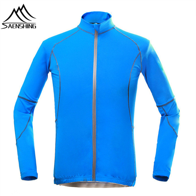 2016 Men Outdoor Sport Cycling Jersey Spring Summer Bike Bicycle Long Sleeve MTB Downhill Clothing Breathable Riding Bike Jersey(China (Mainland))