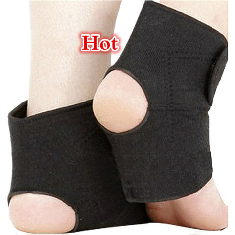 Adjustable Tourmaline Ankle Support Brace Feet Care Ankle Protecter Magnetic tobilleras deportivas Turmalina Foot Massager T032(China (Mainland))