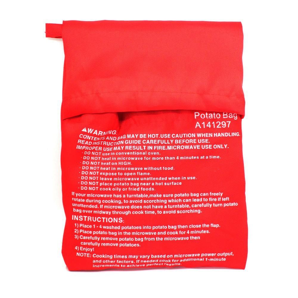 Achetez en gros rouge micro ondes four en ligne des grossistes rouge micro - Pomme de terre vapeur micro onde sac plastique ...