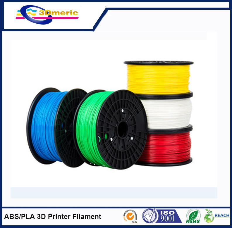 3D Printer Filament PLA High Precision Orderly Coiled