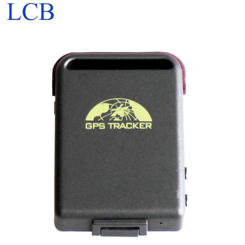 FREE RUSSIAN SHIP Coban TK102B TK102-2 Real Time Tracker GSM GPRS GPS Vehicle Motorcycle Car Personal children's GPS Tracker(China (Mainland))