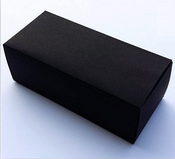 Size:53*53*166mm, retail packaging box , brown paper box , packaging small boxes(China (Mainland))