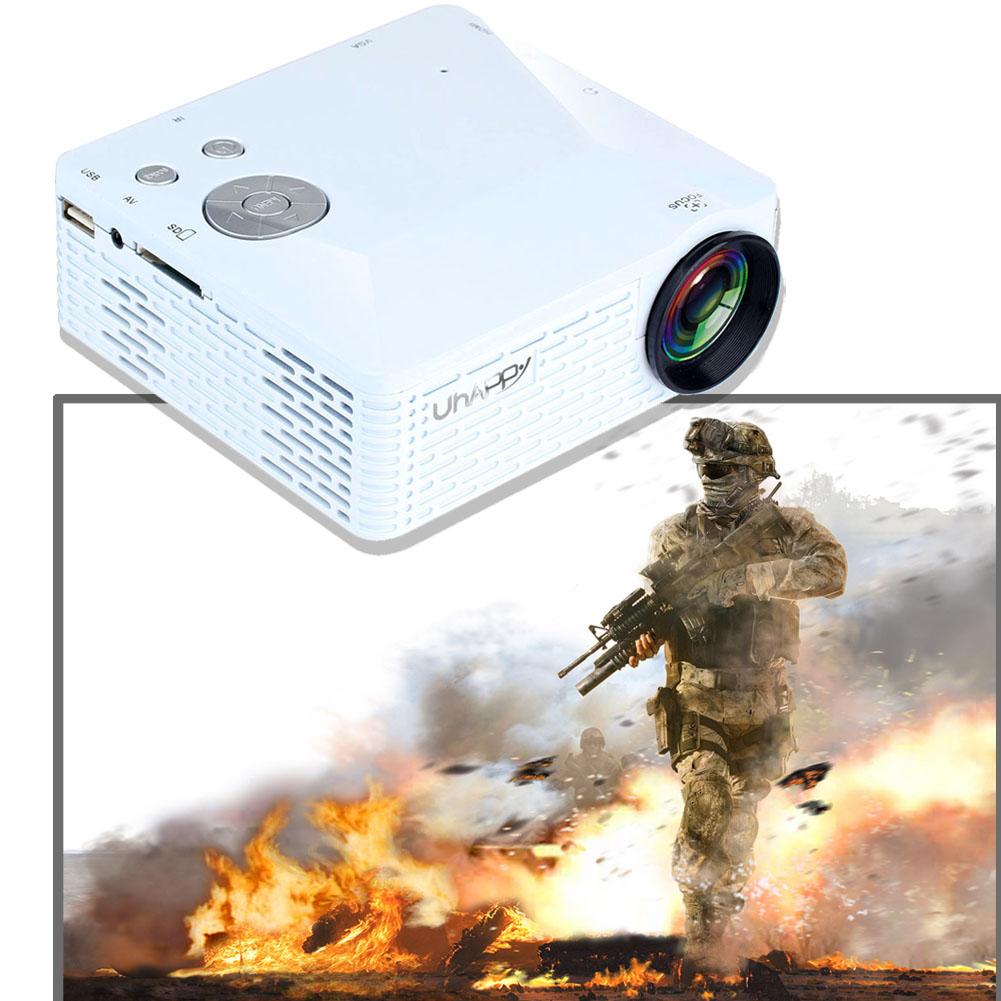U18 Portable HDMI Mini LED Projector Home Cinema Theater UK Standard NIE#<br><br>Aliexpress