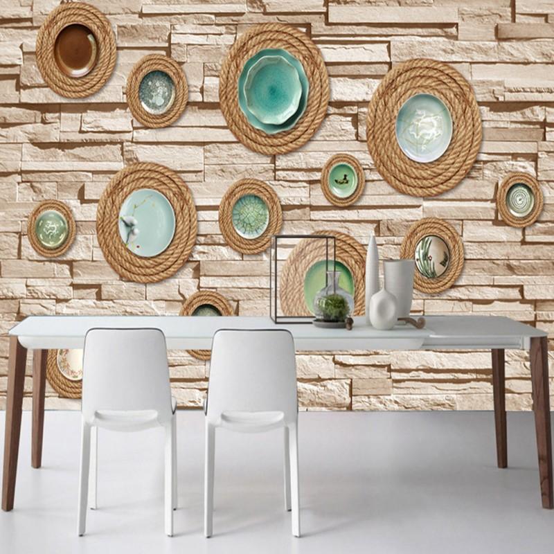 Online get cheap brick design wallpaper for Cheap brick wallpaper