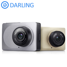 [International Version] Original Xiaomi YI Smart Car DVR 1080P60fps Xiaoyi Dash Camera 2.7inch 165 Degree Angle ADAS WiFi(China (Mainland))