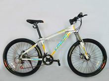 26 disc mountain bike aluminum alloy variable speed mountain bike suspension bicycle