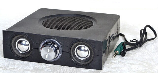 COMBO AMP Installed in the Position of the Desktop Computer Optical Drives 2 Loudspeakers 1 Subwoofer Home Computer Speaker(China (Mainland))