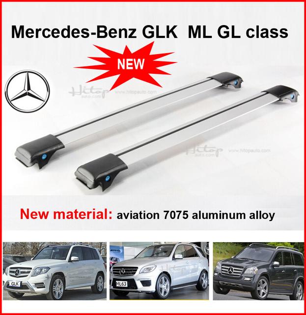 Glk ml gl glk300 glk350 ml350 ml63 etc roof rack rail roof for Mercedes benz gl450 ski rack