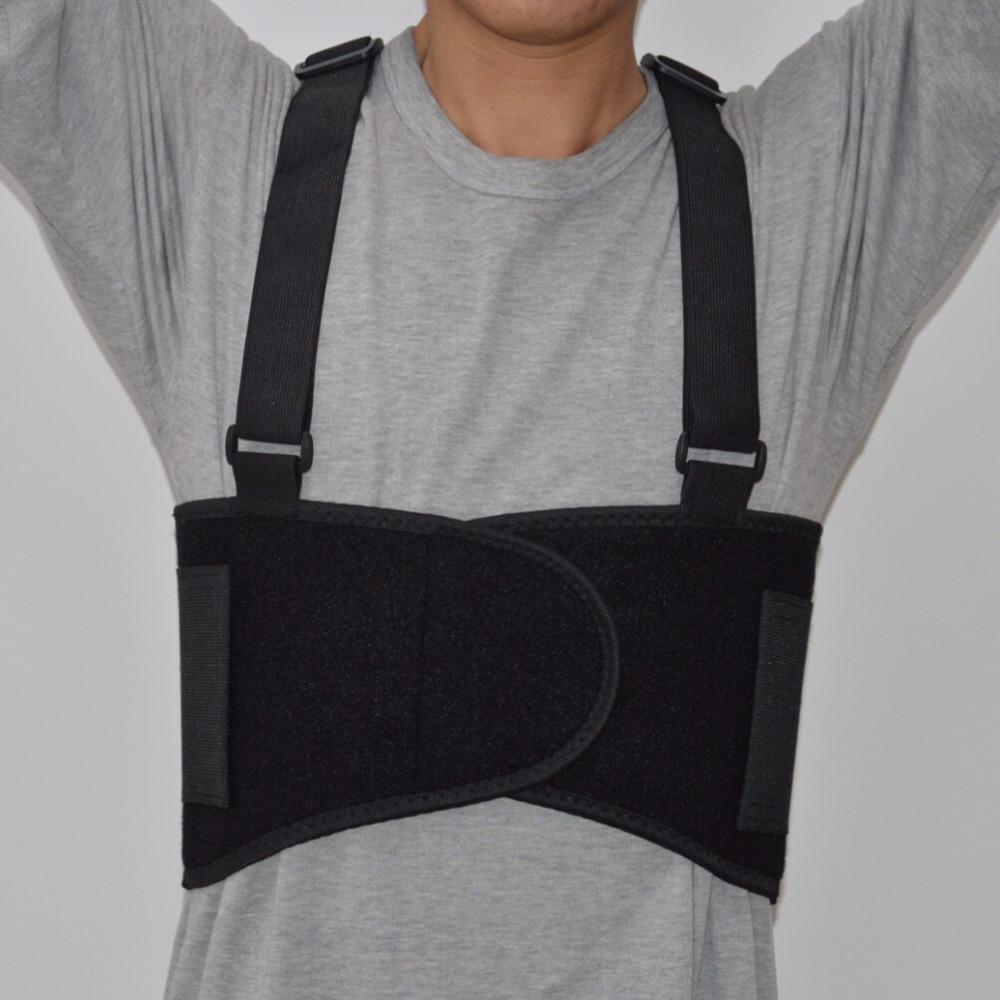 Medical Back Lower Lumbar Orthopedic Support Waist Posture Brace Work Belt Strap AFT-Y002 Aofeite(China (Mainland))