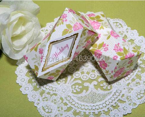 100PCS Printing Cake DIY Paper Boxes Bag Decoration Supplies Childrens Birthday Party Wedding Cupcake Candy Gift(XTH023)(China (Mainland))