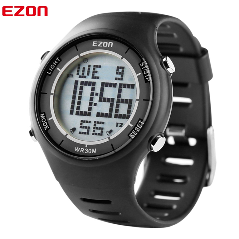 the electronic watch watch sport quasi male waterproof luminous running table multifunctional outdoor leisure watches