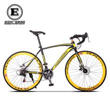 tb806(Ou Baike) Road vehicles/ Gear shift Bend the Highway bike / double disc 700C road racing(China (Mainland))