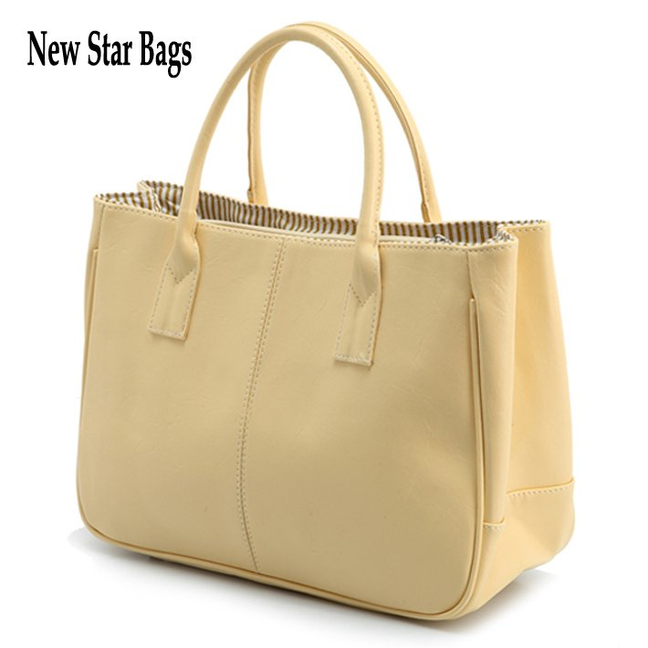 New Star Bags Hot Sale 10000pcs 12 Colors Fashion Women Bags handbag Lady PU handbag Leather Shoulder Bag handbags elegant NS010(China (Mainland))