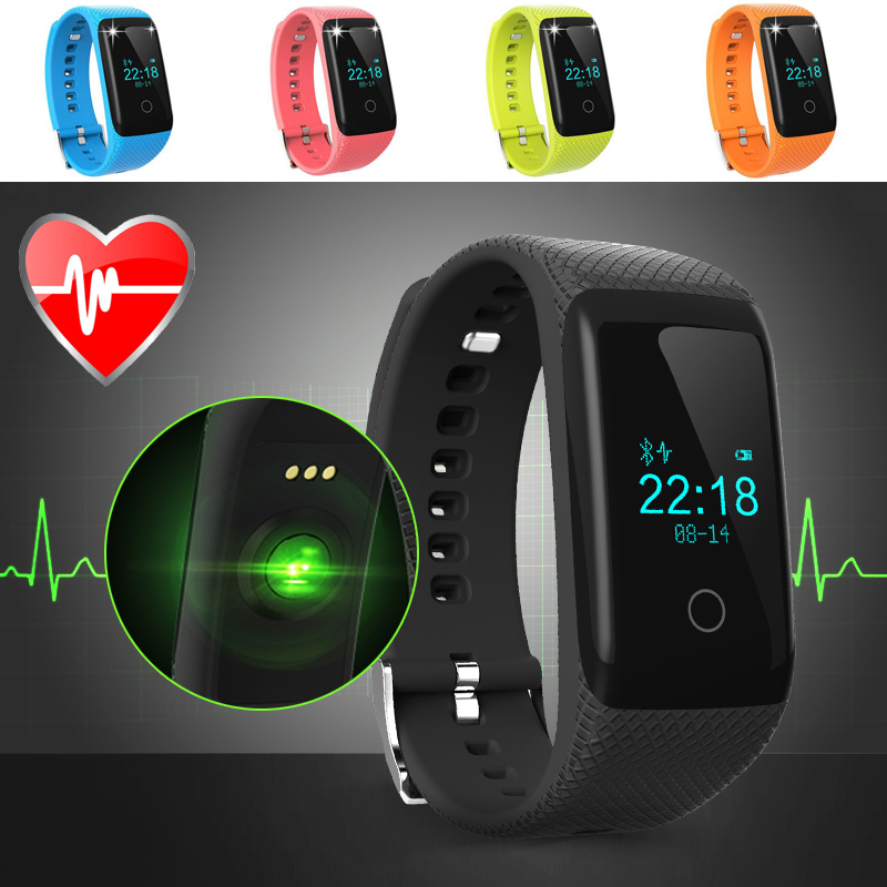 Bluetooth Smart Watch Heartrate Monitor Touch Screen With Heart Rate Fitness Tracker Ios and Android Smartwatch