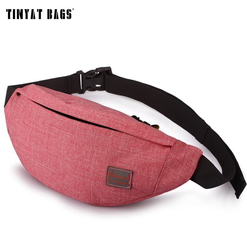 Multifunctional Fanny Bag Casual Waist Pack Bag Suit for Outside Seven Colors Running bag Unisex Phone