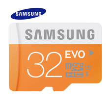SAMSUNG Memory Card 32G SDHC SDXC TF48M EVO MicroSD Class 10 Micro SD C10 UHS MB-MP32D TF Trans Flash  Free Shipping(China (Mainland))