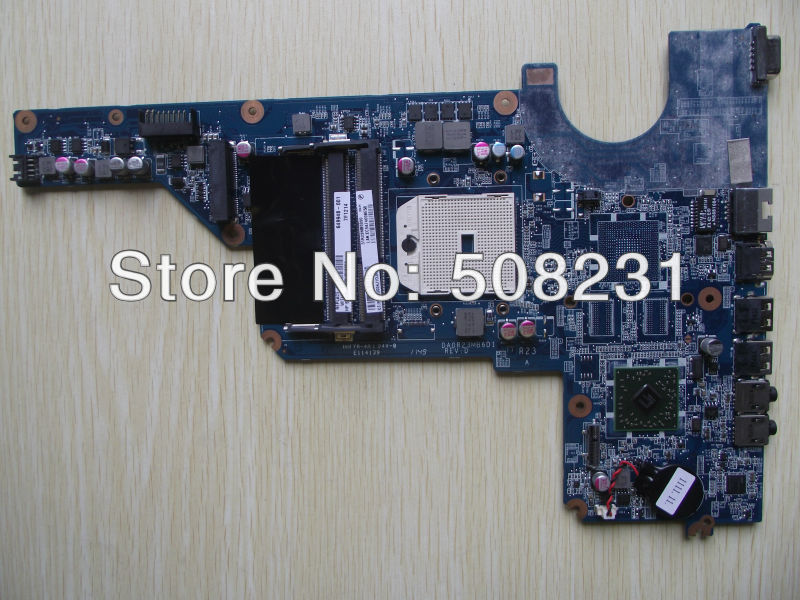 Free shipping 649948-001 for HP G4 G6 G7 System boar(motherboard) , 100% Tested and guaranteed in good working condition!!<br><br>Aliexpress