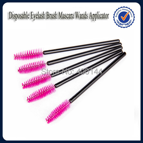Free Shipping!NEW Eyelash Mini Spoolers,One-Off Eyelash Mini Spoolers,Disposable Mascara brush Wands Applicators Make Up Tool<br><br>Aliexpress