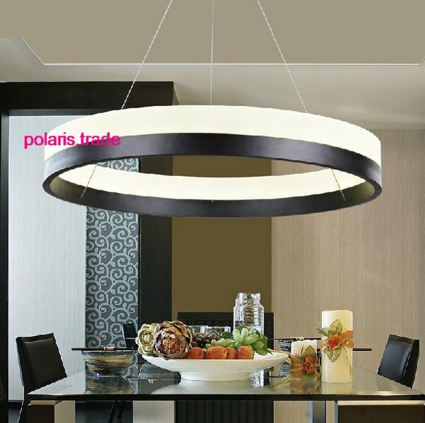 40cm Modern Elegant Acrylic LED Pendant Lamp Villa Lobby