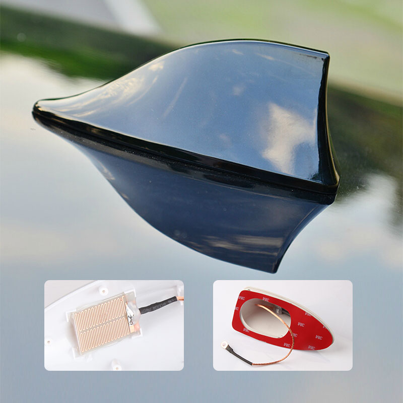Car Shark Fin Antenna With blank radio signal Mitsubishi ASX RAR Outlander 2010 2011 2012 2013 2014 auto accessories(China (Mainland))