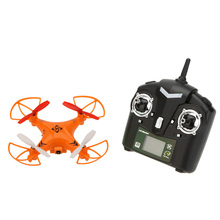 Lian Sheng LS-115 2.4G 4CH 6-Axis Gyro RTF 3D Rolling LED RC Quadrocopter Drone with 30W Camera helicoptero