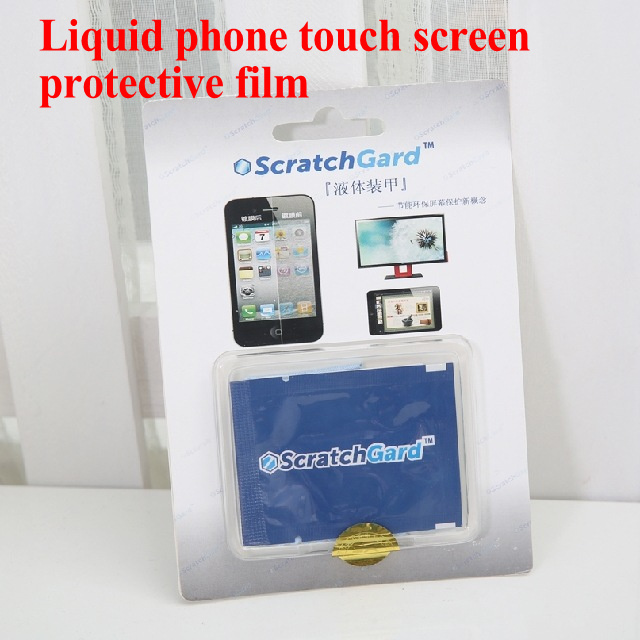 nano coating technology Nano armor liquid phone touch screen protective film LCD for Samsung S5