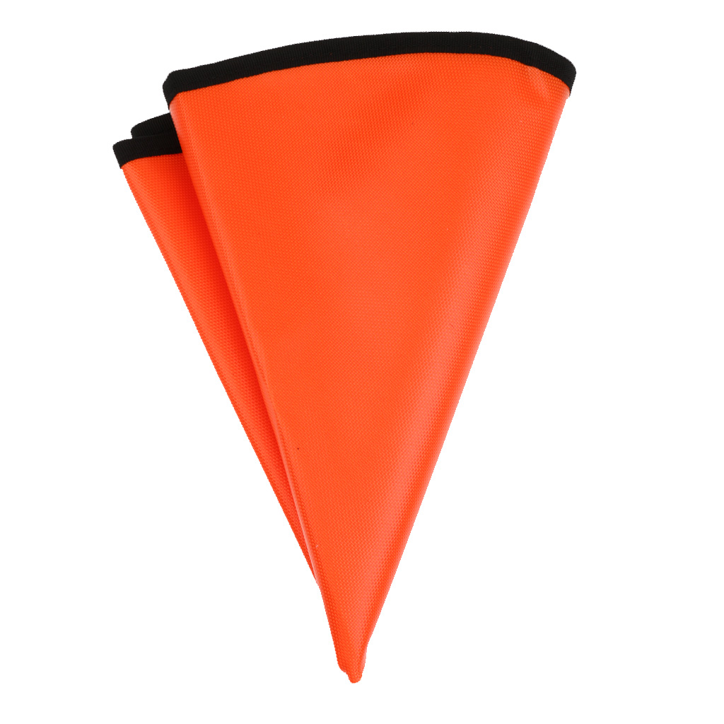 1 Pcs 60cm Orange Waterproof Nylon Changing Pad Surf SUP Swimming Beach Grass Mat for Wetsuit / Swimsuit Change