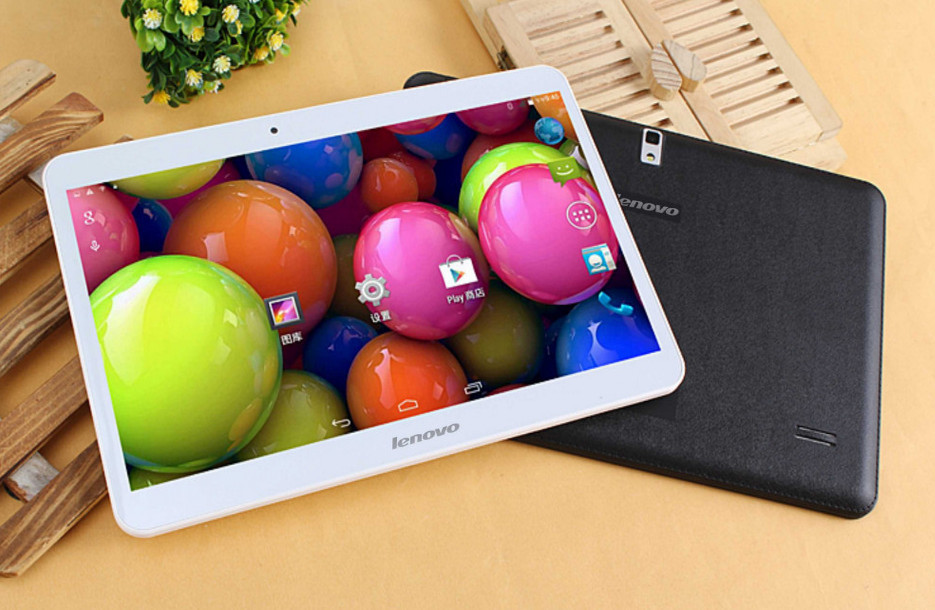 Free DHL lenovo tablet 10 inch MT6582 A101 Quad Core 3G 1024 600 5 0MP 2GB