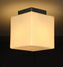 European Living Room Ceiling Light Glass Lampshade Surface Mounted Lamp Decor Kitchen Corridor Fixture E27 Bulb Novelty For kids
