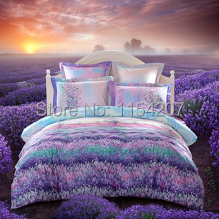 2015 Funda Nordica Hot Sale Bedding Set 100% Cotton 4pcs Fabric Density 40s Bed Part 1 With Pillowcase Sheet And Duvet Cover(China (Mainland))