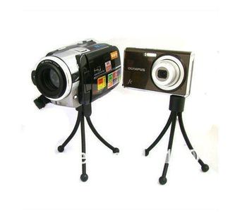 tracking number  New Mini Universal Tripod Stand for Digital Camera Webcam