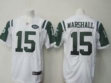 A+++ all stitched New York Jets#15 brandon marshall #24 Darrelle Revis 87 Eric Decker #22 Matt Forte(China (Mainland))