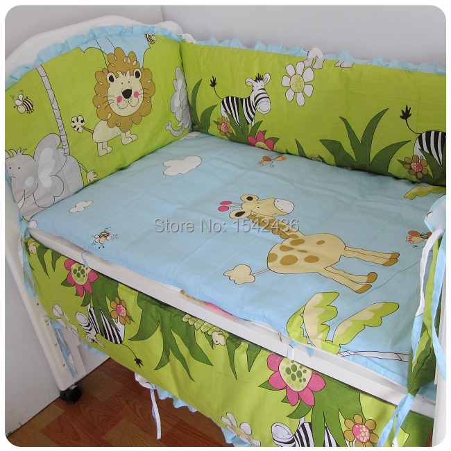 best fabric for crib bedding 2