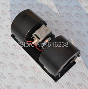 AC Blower without resistor for bus air conditioning system(China (Mainland))