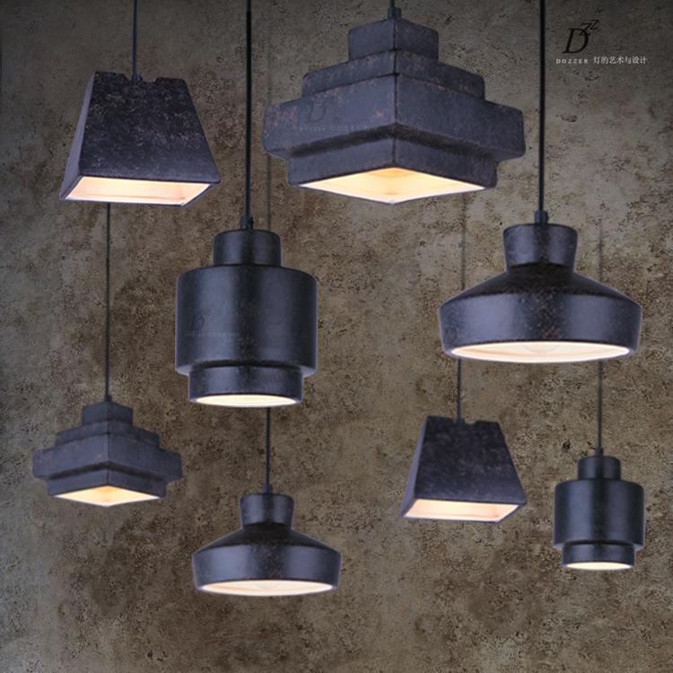Novelty Lighting Fixtures : Aliexpress.com : Buy Bar Single Retro black Ceramics Pendant Lights dining room novelty lighting ...