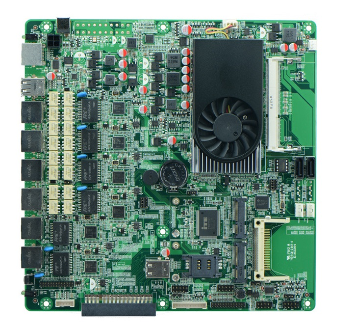 Server Application and DDR3 Memory Type 1037U mini itx motherboard with GPIO 2 Group BYPASS(China (Mainland))