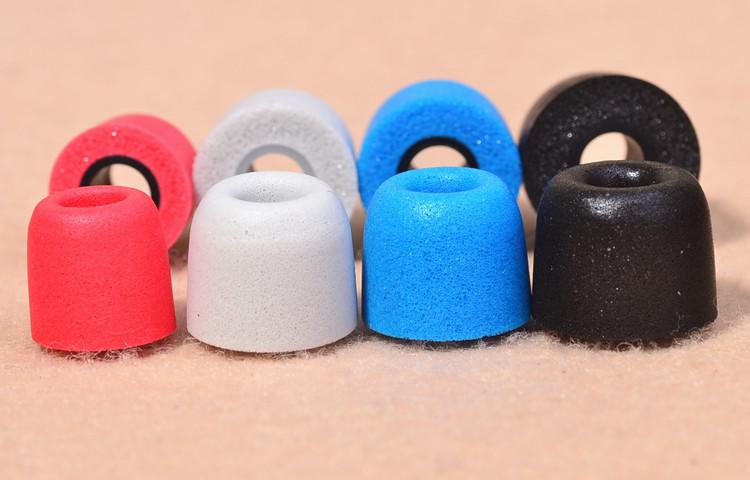 super comfortable sponge isolation headphones Tips headset memory foam sponge earphone headphone sets,ear pads(China (Mainland))