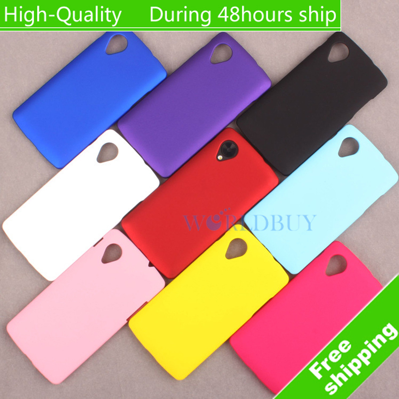 LG nexus 5 Ultra Thin Scrub Phone Shell Frosted Plastic Matte Hard Back Case Cover Protective Shell