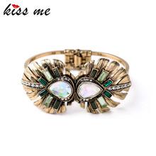 OL Style Favorite Mixed Charm Zinc Alloy Dazzling Cuff Bracelets & Bangles Factory Wholesale(China (Mainland))