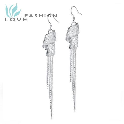 Free Shipping Fashion Jewelry Wholesale new style female scrubs silve