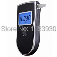 Prefessional Police Digital Breath Alcohol Tester Breathalyzer Free shipping Drop shipping(China (Mainland))