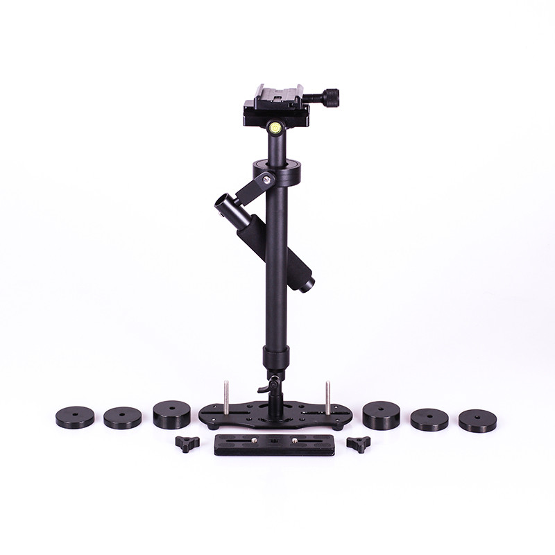 DIGITALFOTO DSLR Steadicam 5D2 1-3kg load handheld camera stabilizer steadicam s60 video steadycam Glidecam for Canon Nikon