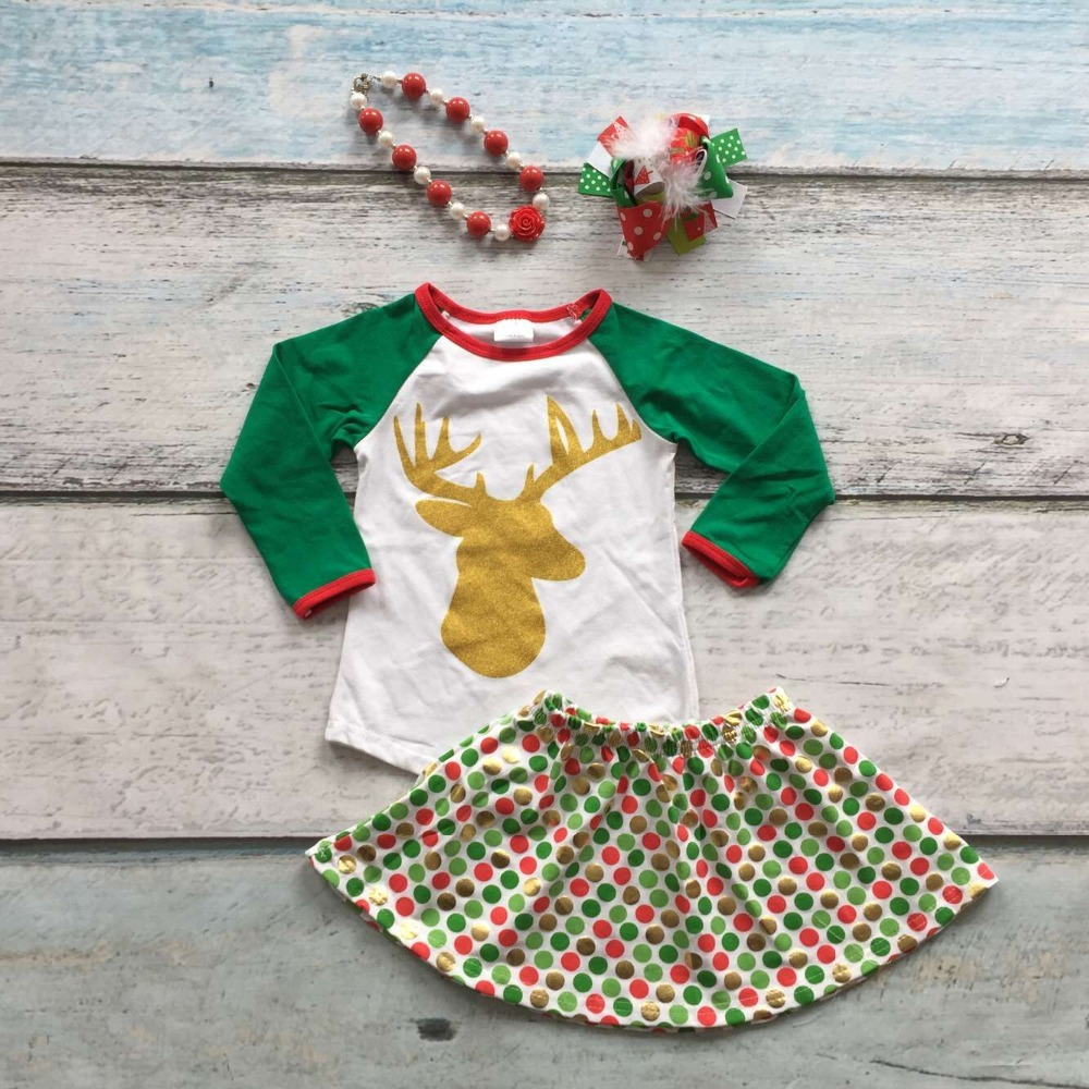 Aliexpress buy baby girls christmas clothes