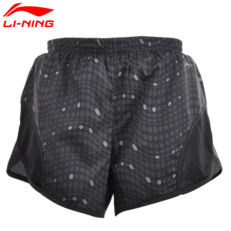 Li-Ning Ladies Tennis Shorts Quick Dry Breathable Sports Gym Badminton Table tenis Womans Running Short for Girls AKSH076 L598(China (Mainland))
