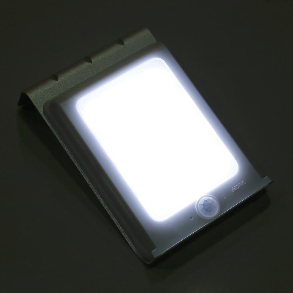 16 LED Solar Power Motion Sensor Garden Security Lamp Outdoor Waterproof Wall Lights LED Solar Lamps for Home Garden Outdoor
