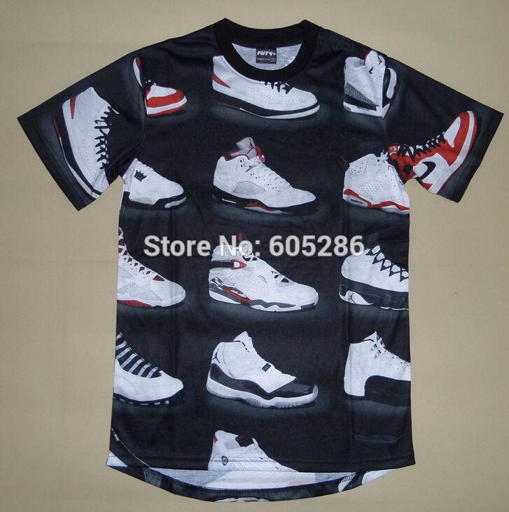 California coastal storm Hot Fashion leather short-sleeved figures Crown 1991 INC t shirts 2pac BIGGIE men tee(China (Mainland))