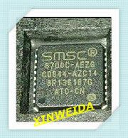 8700-aezg 8700c-aezg smsc QFN HOT SELL .FREE SHIPPING.BUY IT DIRECT(China (Mainland))